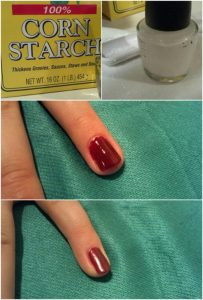 DIY Make Matte Nail Polish Images