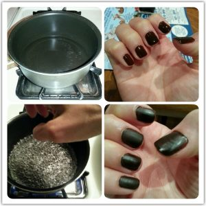 How to Get Matte Nails Photos