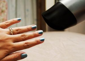 How to Get Your Nail Polish to Dry Fast Photos