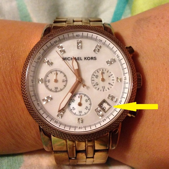 Fake MK Watch