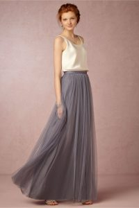 How to Style Tulle Skirt