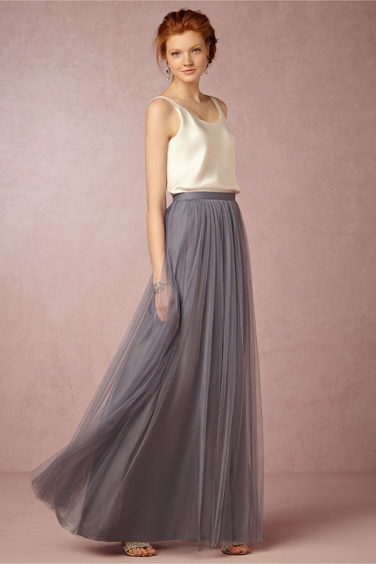 0696974d52 How to Wear a Tulle Skirt | StyleWile