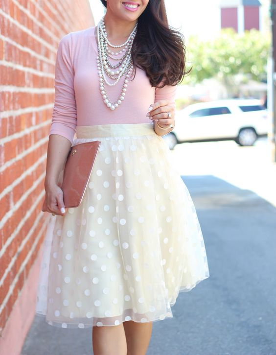 How to Style a Tulle Skirt