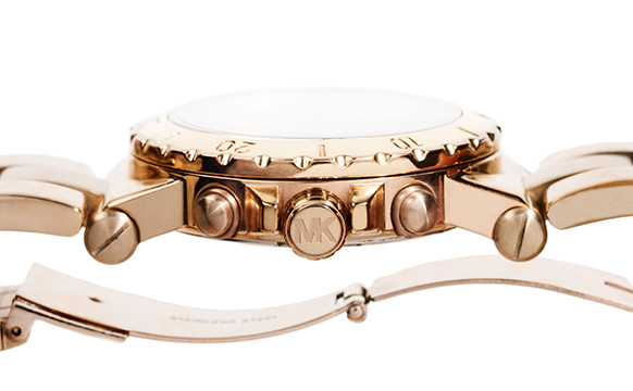 Michael Kors Rose Gold Watch Fake