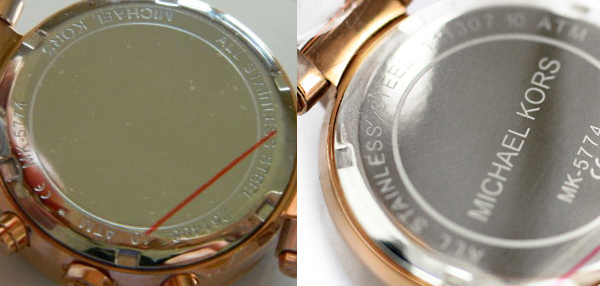 Michael Kors Watches Fake
