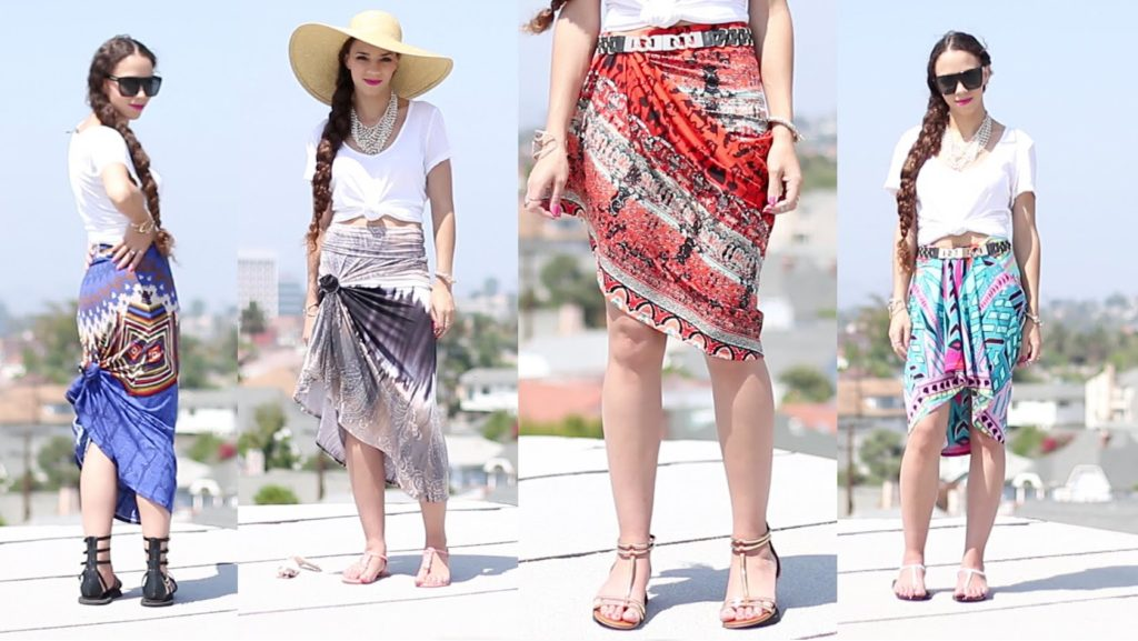 Shoes to Wear with Maxi Skirts