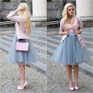 What to Wear With Tulle Skirt