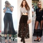 What to Wear with Maxi Skirts