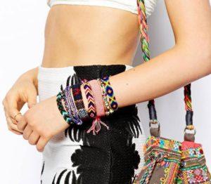 Stacking Friendship Bracelets