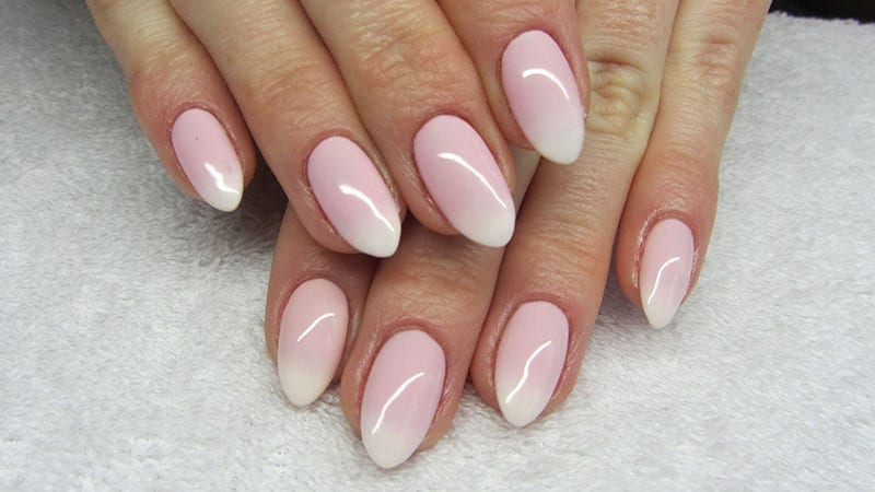 Short Almond Shaped Nails