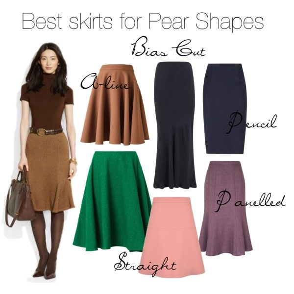 Best Clothes for a Pear Shaped Body