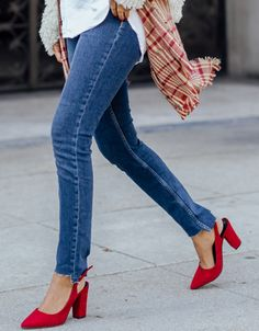 Cute Shoes to Wear with Skinny Jeans