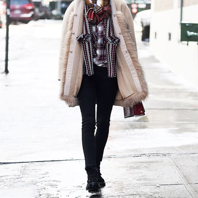 Shoes to Wear with Skinny Jeans in Winter