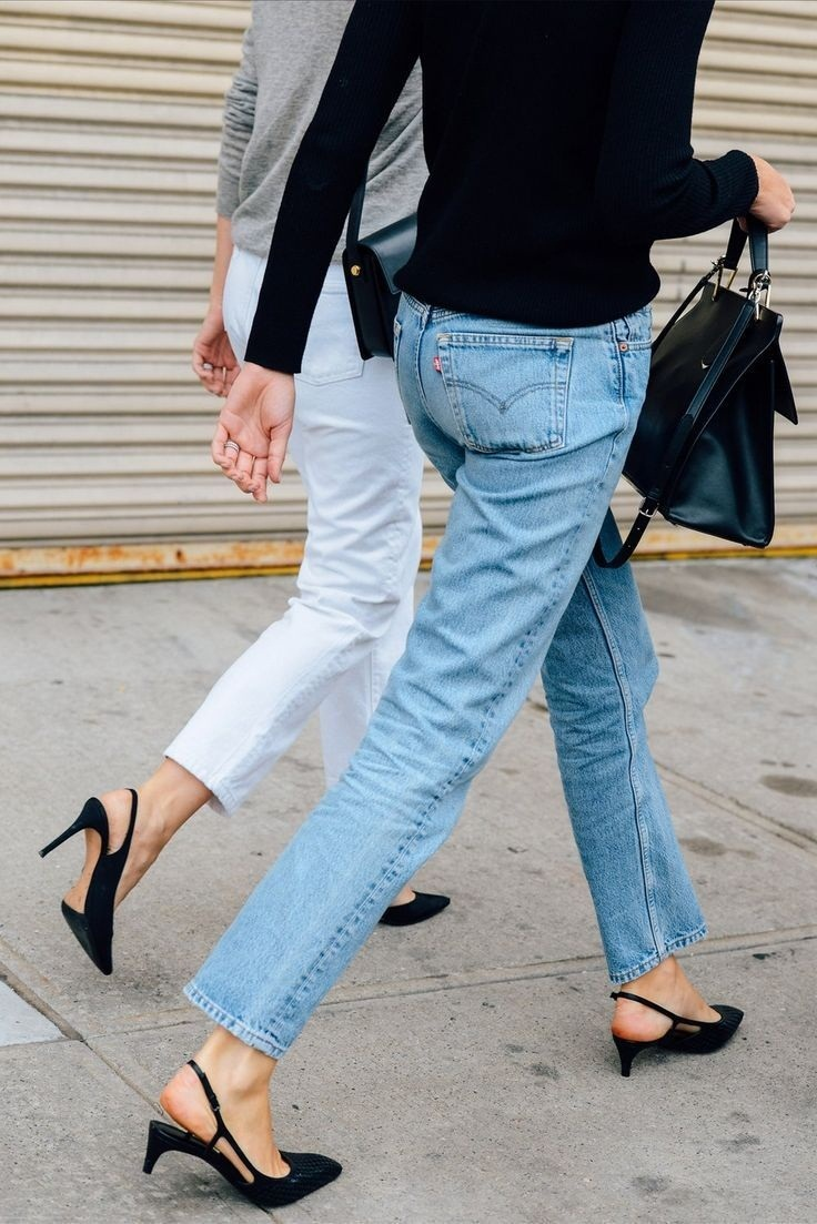 What Type of Shoes to Wear with Skinny Jeans