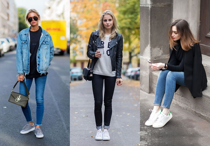 Which Shoes to Wear with Skinny Jeans