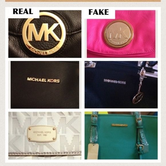 How To Spot Fake Michael Kors Bags Style Wile - Invoice sample word michael kors outlet online store