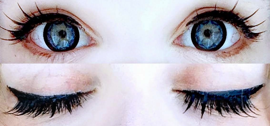 Blue Eye Contacts for Brown Eyes