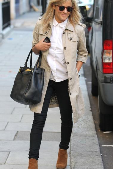 Brown Chelsea Boots Women
