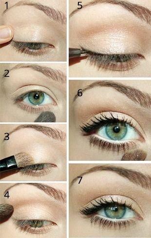 Best Natural Eyeshadow For Hazel Eyes