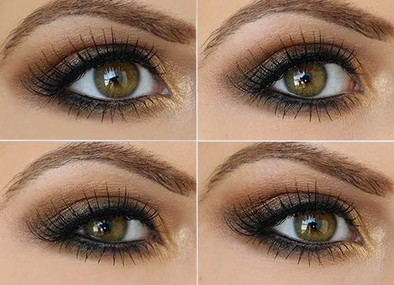 Best Eyeshadows For Hazel Eyes Stylewile