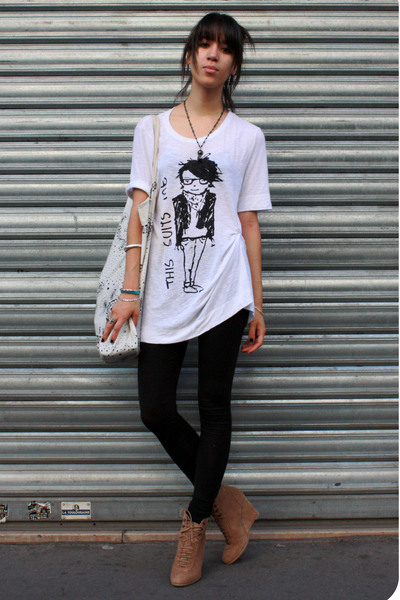 Long Tops to Wear with Leggings