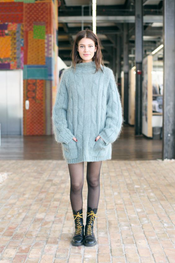 ea4db6c169 How to Wear Oversized Sweaters
