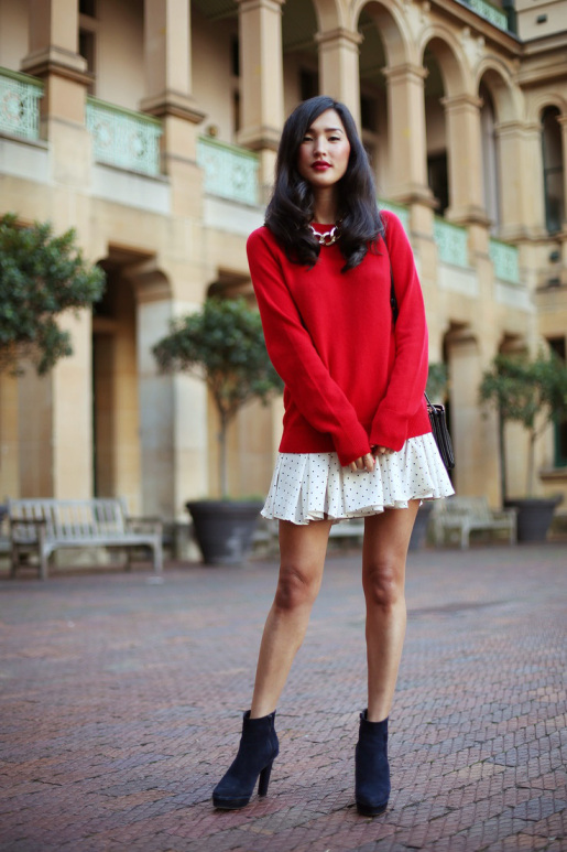 Styling Oversized Sweaters