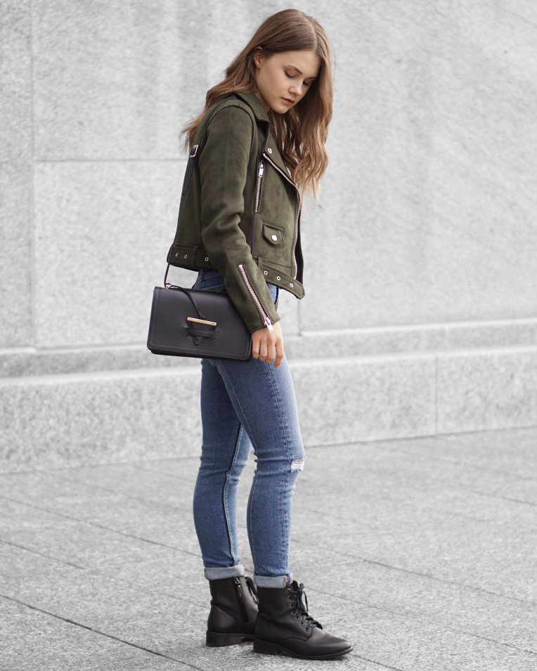Outfits to Wear with Combat Boots