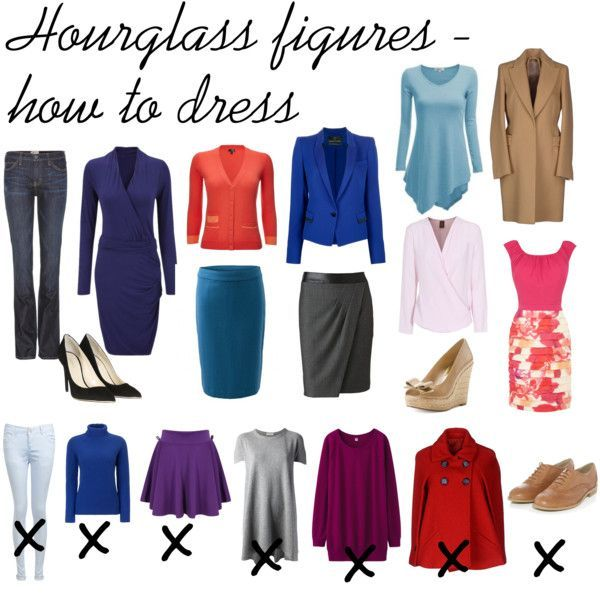 Dresses For Hourgl Figure