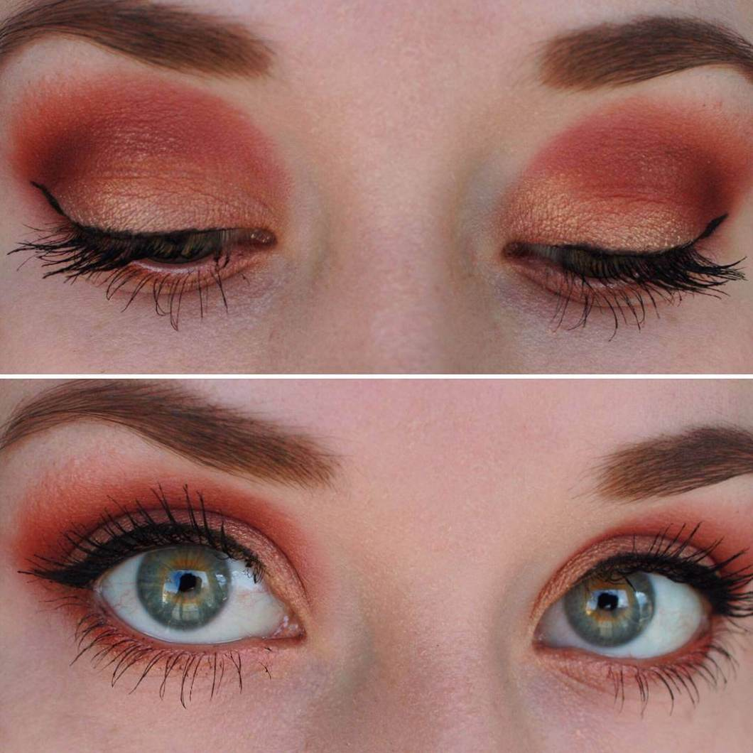 Eyeshadow Looks for Green Eyes