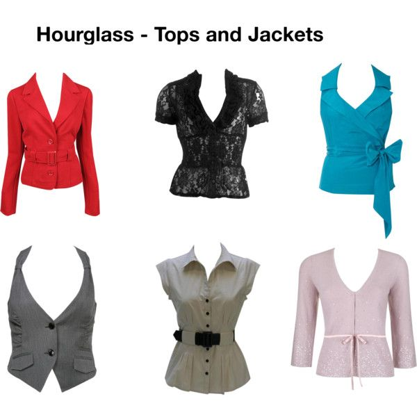 Hourglass Figure Clothes