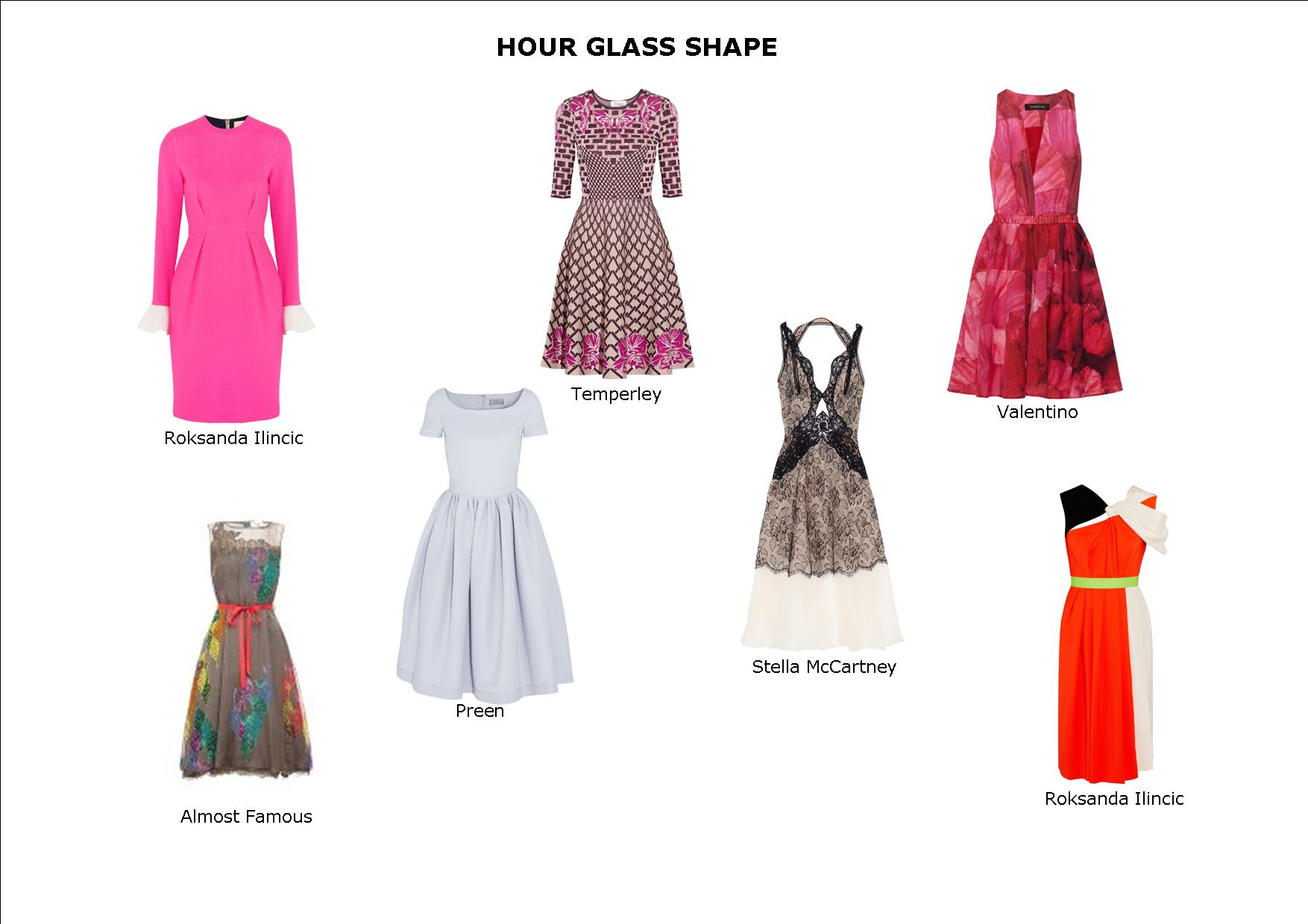 Best Dresses For An Hourglass Figure Stylewile