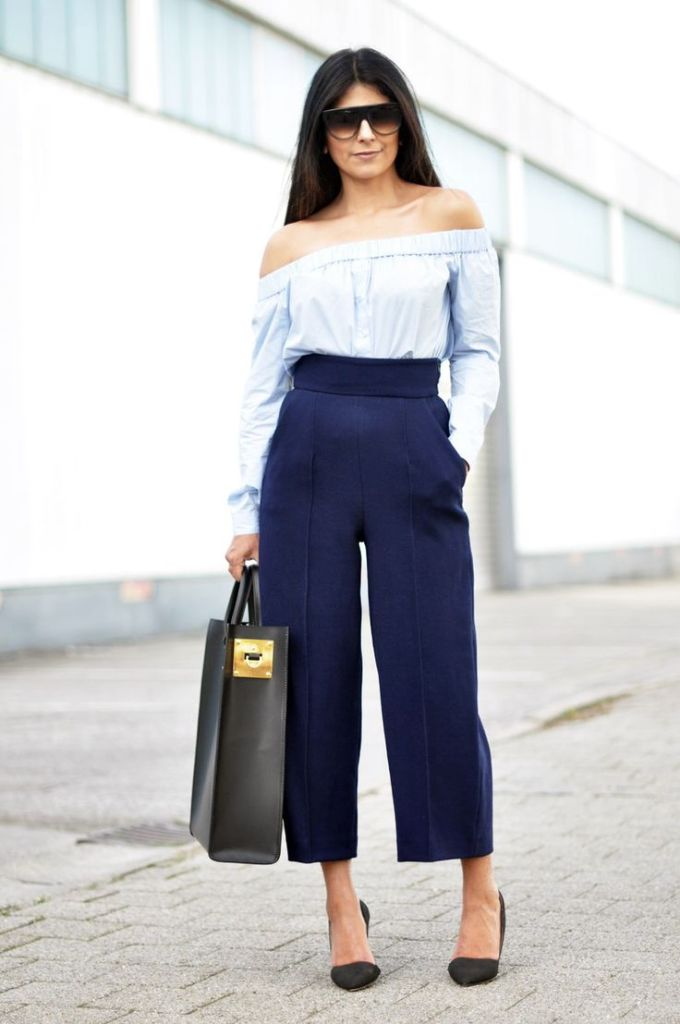 How To Wear Off The Shoulder Top Outfits Stylewile