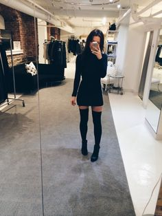Outfits to Wear with Knee-High Socks