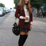 Over the Knee Socks Outfit