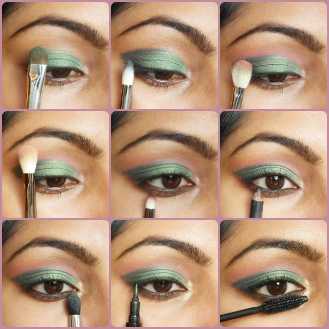 What Eyeshadow goes with Green Eyes