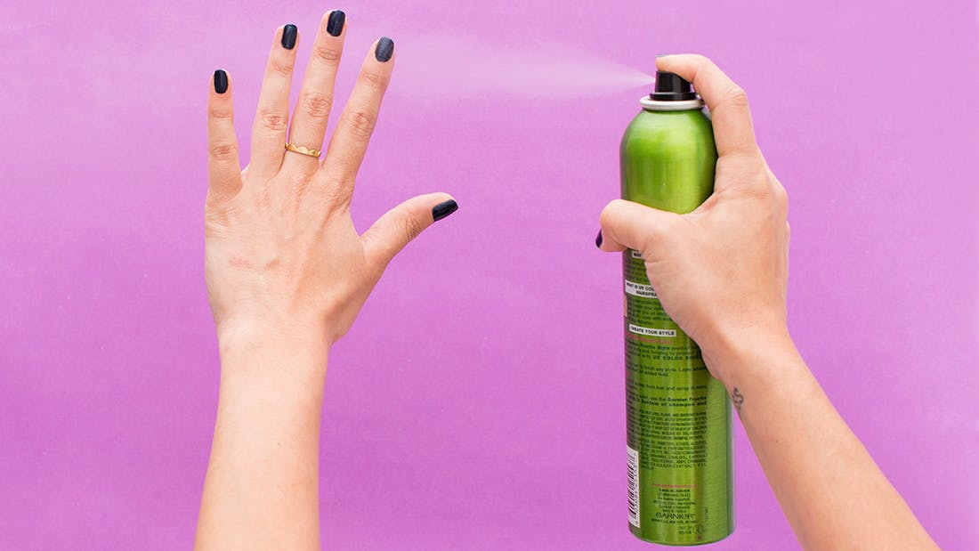 How to Take Nail Polish off without Remover