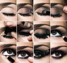 Smokey Eye Tutorial for Brown Eyes
