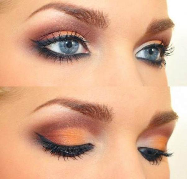 5 Best Eyeshadow Colors For Blue Eyes Style Wile
