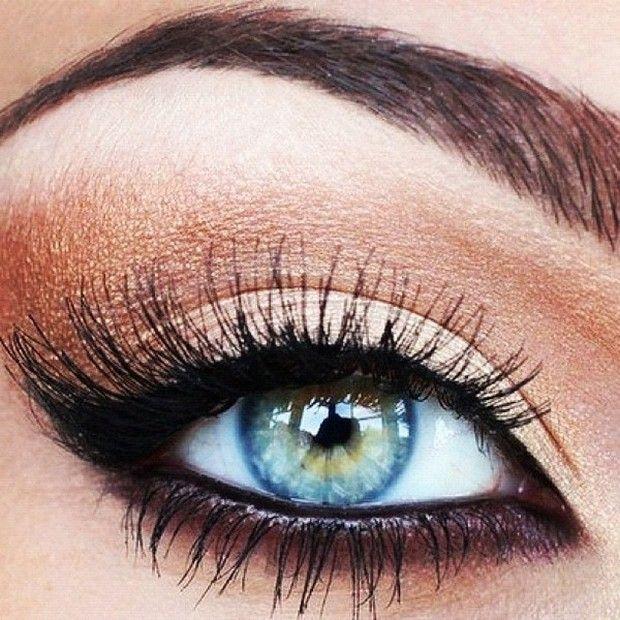 Best Eyeshadow for Blue Eyes