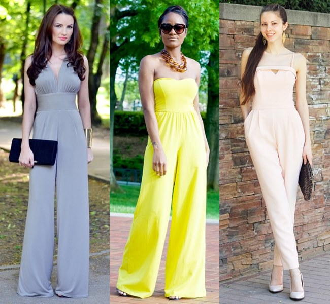 Jumpsuits To Wear To A Wedding: What To Wear To A Fall Wedding