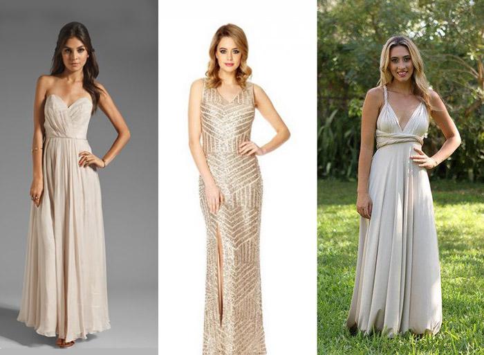 27de2ad160 Fall Color Dresses to Wear to a Wedding