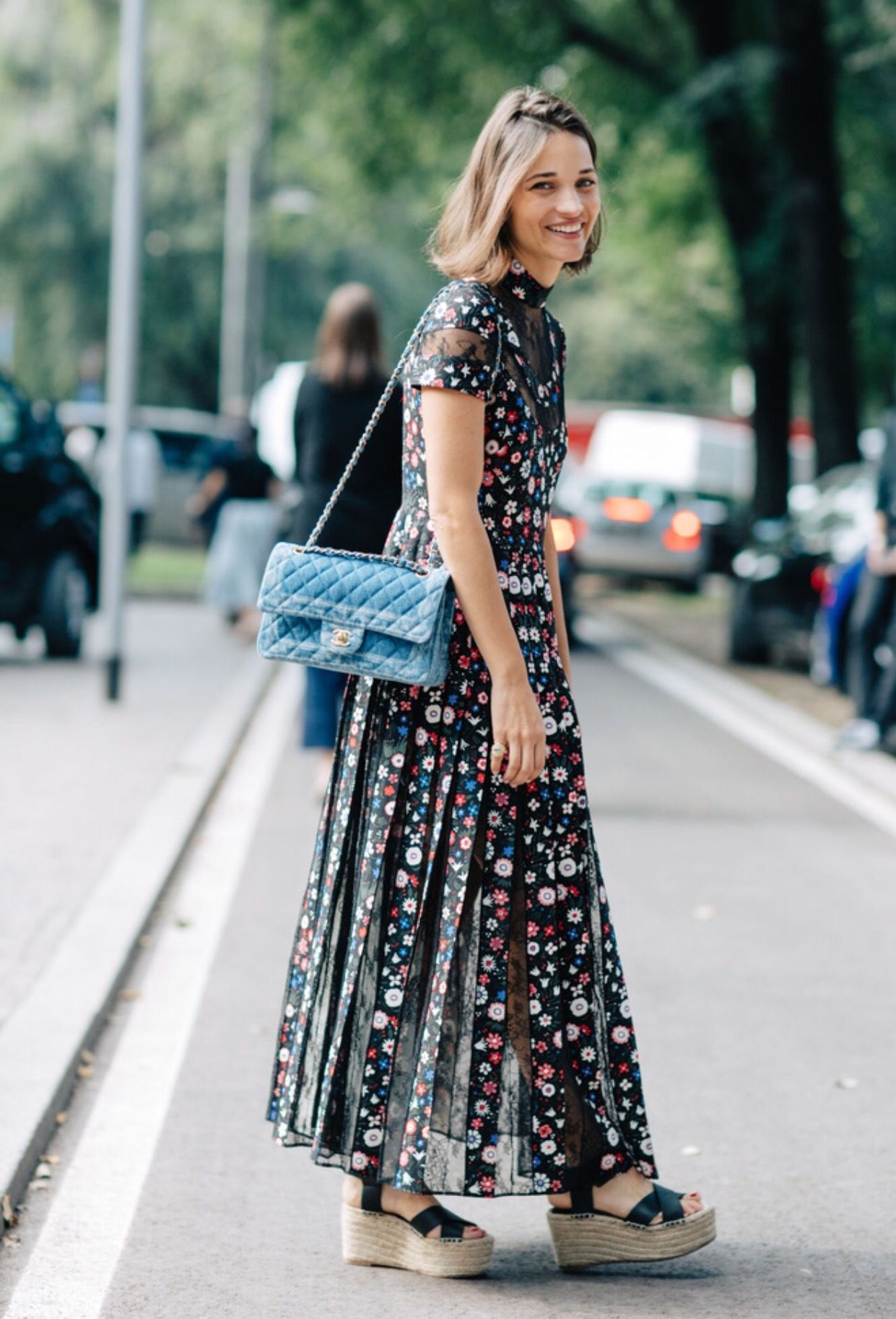 Shoes that go with Long Dresses