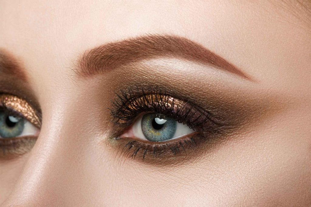 What Color Eyeshadow for Blue Eyes