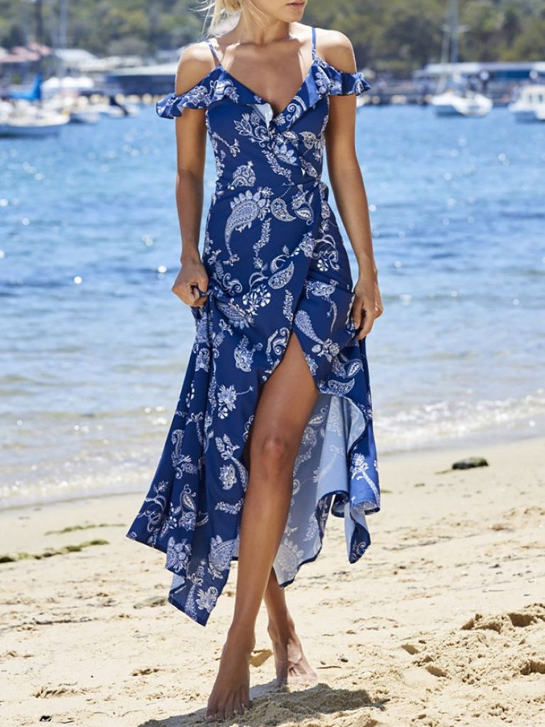 What to Wear for a Beach Wedding