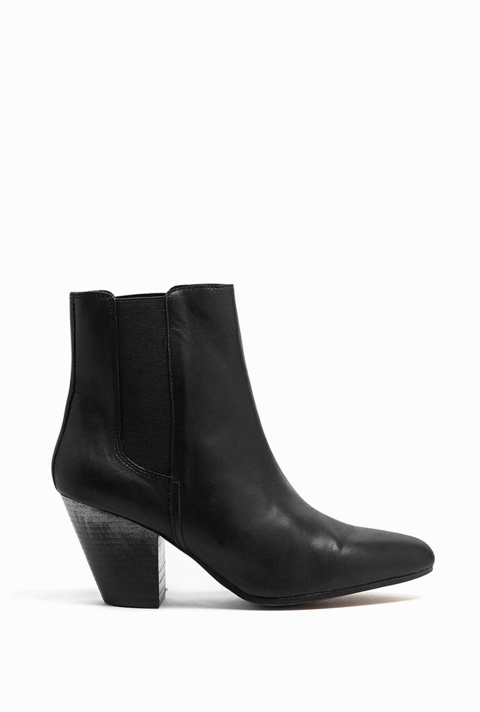 Ankle Boots Type of Boot Heels
