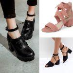 Block Heels Type