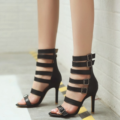 Gladiator Sandals Type of High Heels