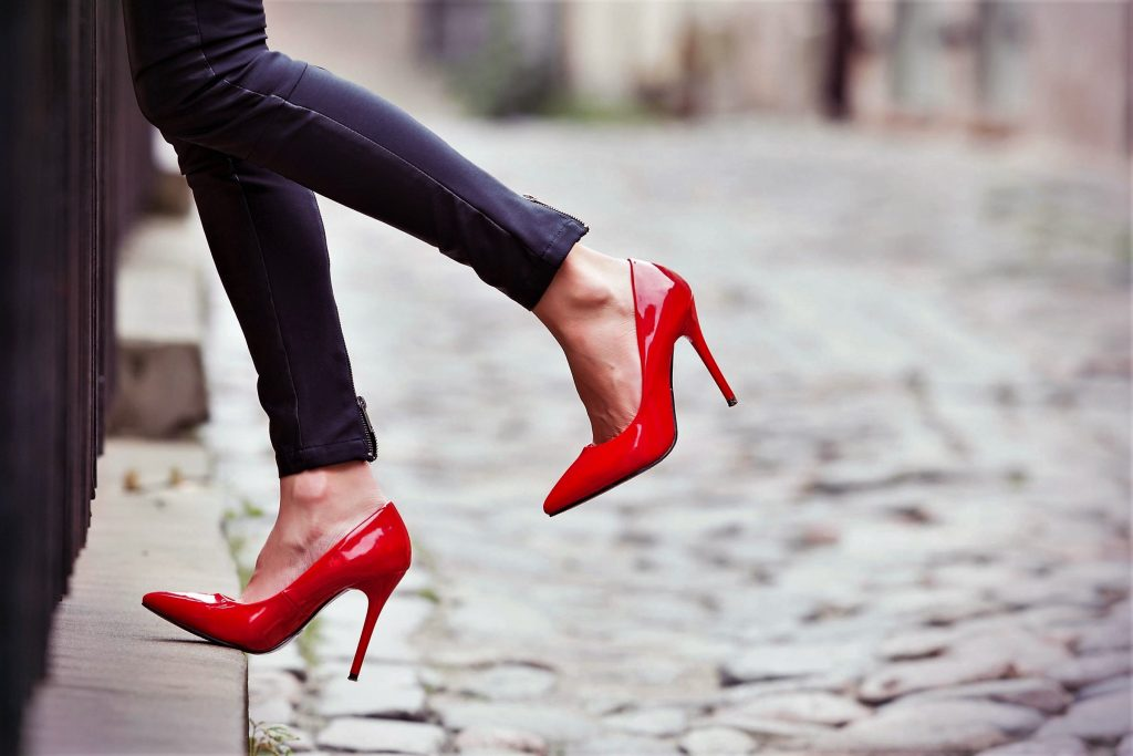 Type of Pump Heels