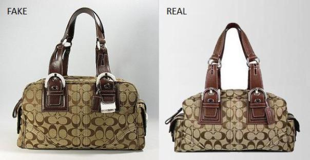 How to Tell If a Coach Purse Is Real
